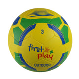 First-play Moulded rubber Football