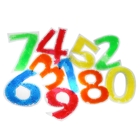 First-play Sensory Tactile Numbers