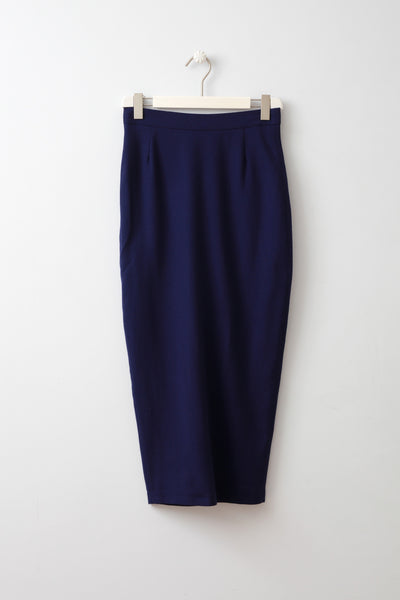 Julia Blue Skirt by Mes Dames