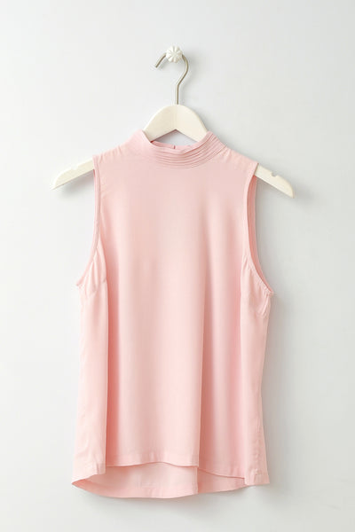 Henrikke Pink Top by Minimum