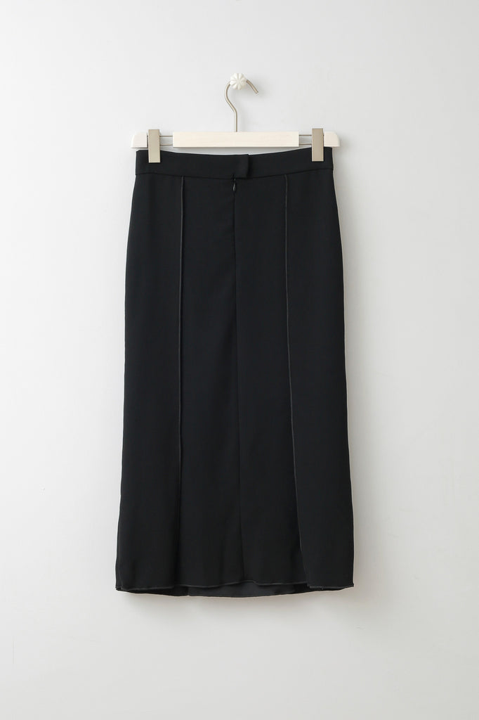Pleat Skirt by Altewaisaome