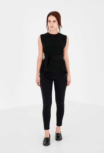 Rikke Jersey Leggings by J. Lindeberg