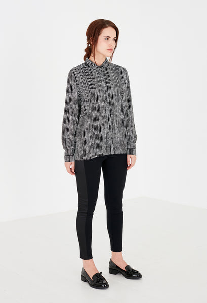 Meeri Print Shirt by Minimum