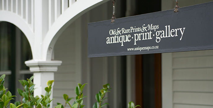 Antique Print Gallery