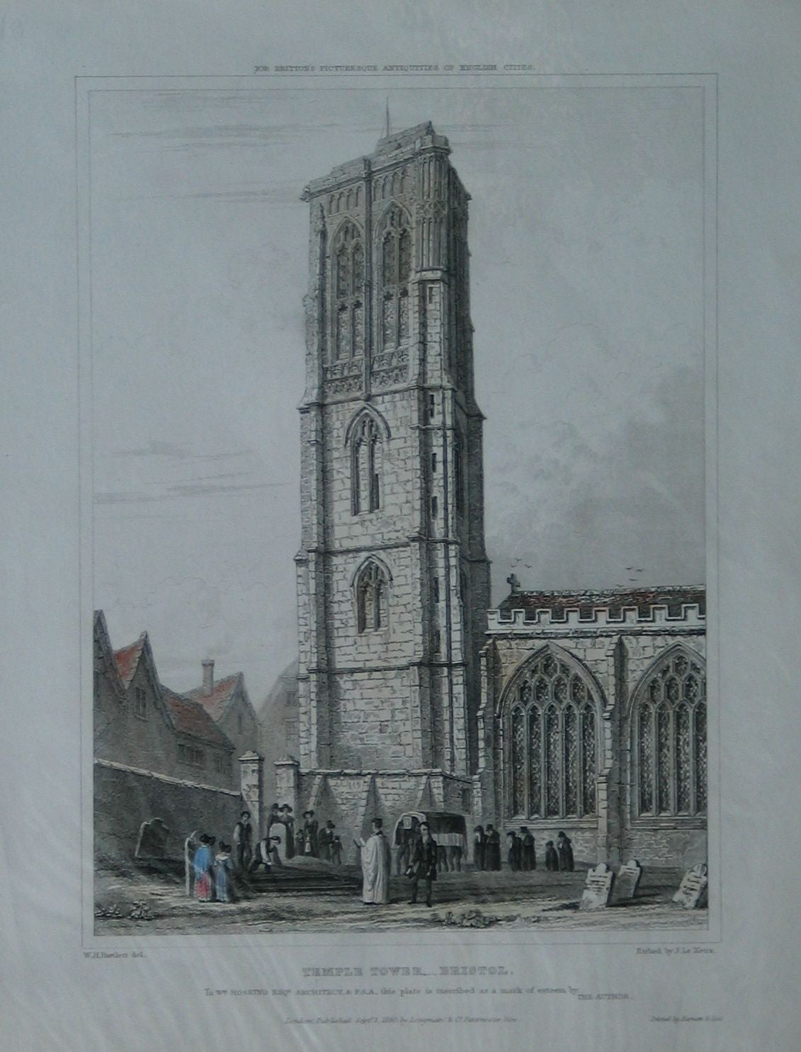 Temple Tower, Bristol