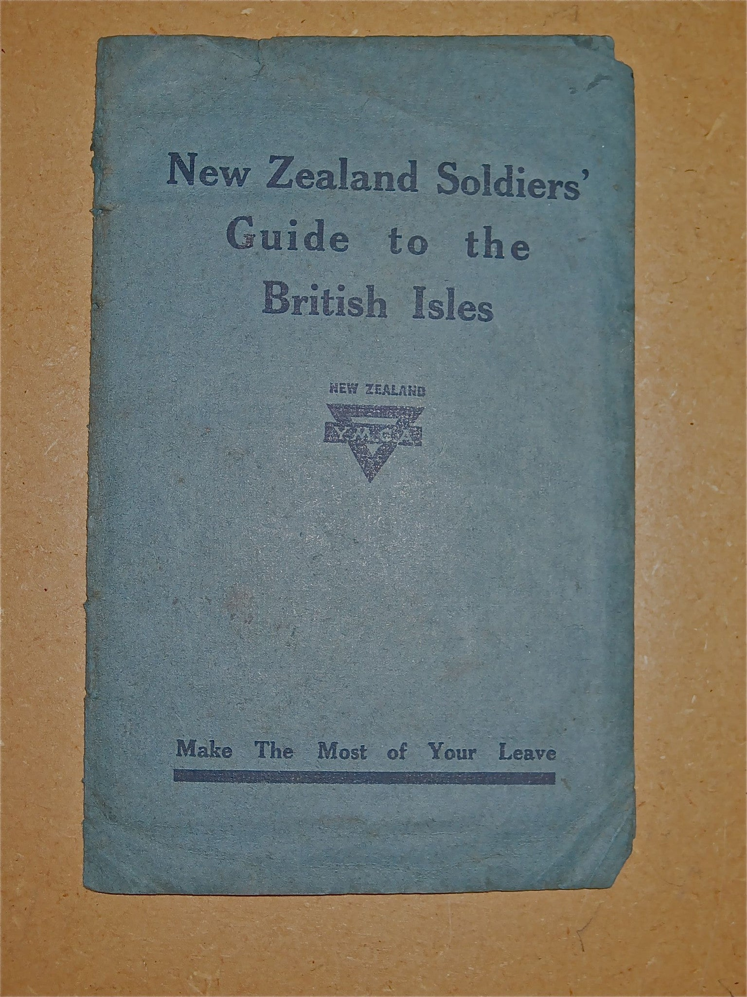 New Zealand Soldiers' Guide to the British Isles