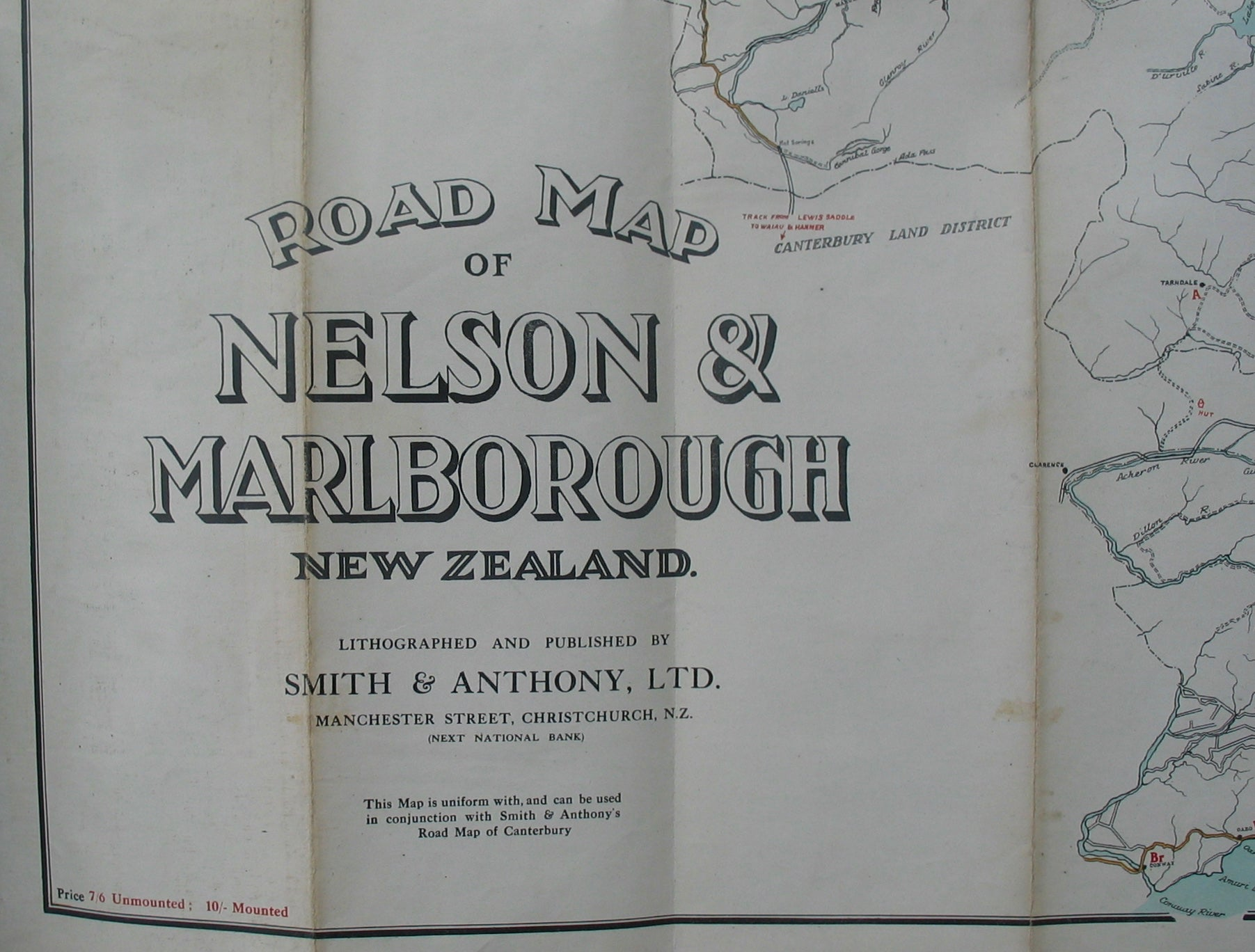 Nelson snd Marlborough