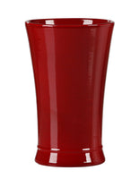 Ceramic Vase - Dark Red 610