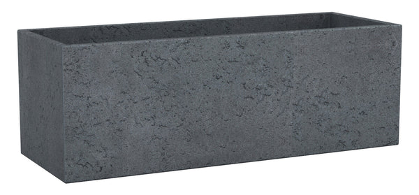 240/80 Cube Long Stony Dark Grey