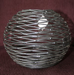 22348 Filigree Hinged Basket