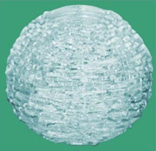 LAG 44 Ball Glass Lamp