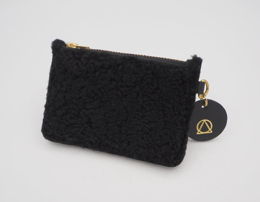 Sheep Skin Purse