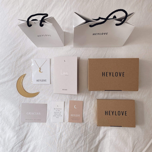 heylove PACKAGING THE PERFECT GIFT
