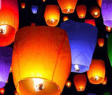 Flying Lantern (10 pieces)