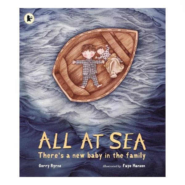 All At Sea - Gerry Byrne