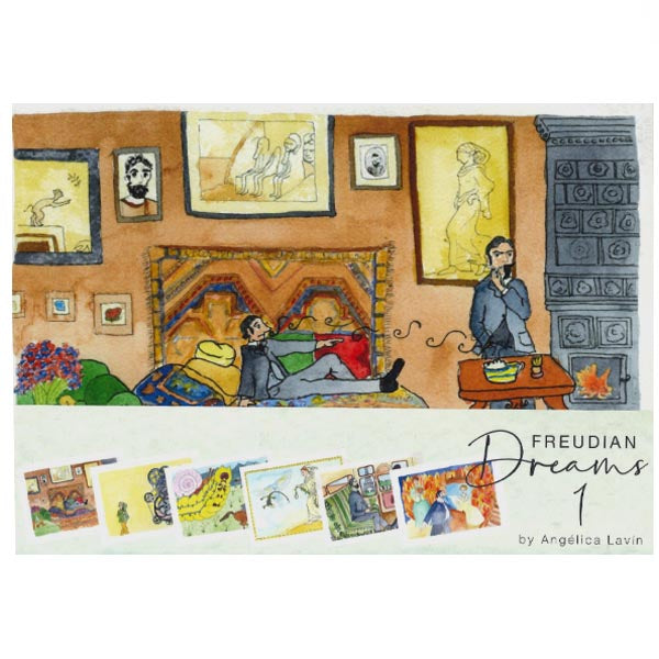 Freudian Dreams Postcard Sets - Angélica Lavín