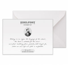 sigmund freud stationery set