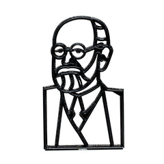 Freud Cookie Cutter