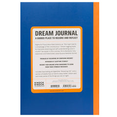 Dream Journal: A Guided Place to Record and Reflect