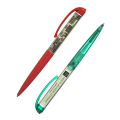 Floaty couch pen; red and green