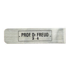Professor Dr. Freud magnetic bookmark