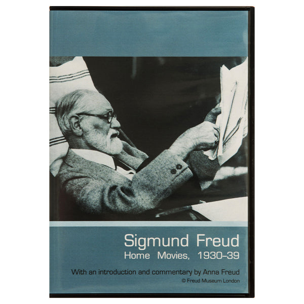 Sigmund Freud Home Movies, 1930-39 - DVD