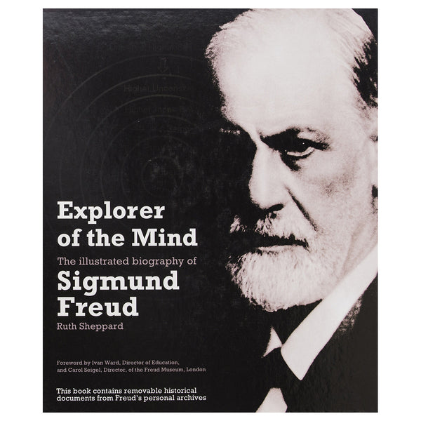 Explorer of the Mind: The Biography of Sigmund Freud - Ruth Sheppard (Hardback)