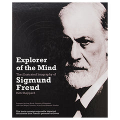 Book: Explorer of the Mind: The Biography of Sigmund Freud - Ruth Sheppard (Hardback)