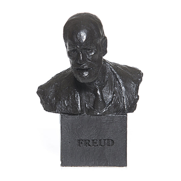 Small Bust of Sigmund Freud by Oscar Nemon