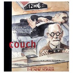 On the couch, new yorker psychoanalysis cartoons