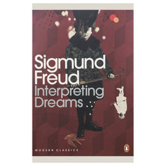 Book, Interpreting Dreams, Sigmund Freud, Penguin
