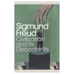 Book. Civilization and its Discontents by Sigmund Freud