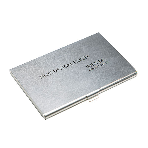 Professor Freud Card Holder