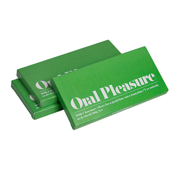 Oral Pleasure Chocolate Bar