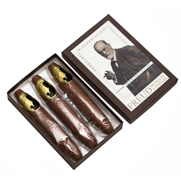 Box of Freudian Chocolate Cigars