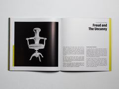 The Uncanny: A Centenary Exhibition Catalogue, Sigmund Freud, Freud Museum London