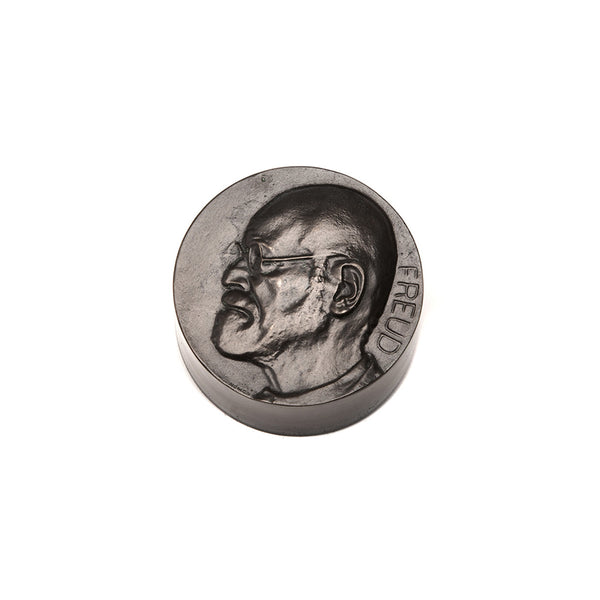 Freud Relief Paperweight by Oscar Nemon