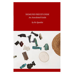 Sigmund Freud's Desk - Ro Spankie Book