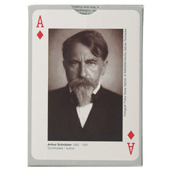 Vienna 1900 Playing cards Arthur Schnitzler