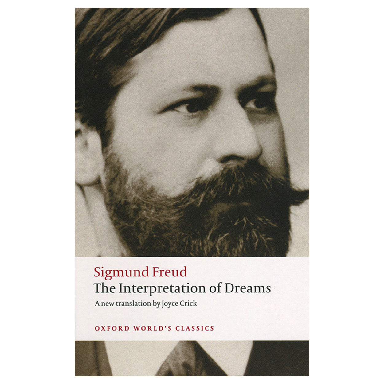 a description of the interpretation of dreams by freud Freud's interpretation of dreams sigmund freud was born on the sixth of may in eighteen fifty-six in the town of freiberg, of the czech republic .