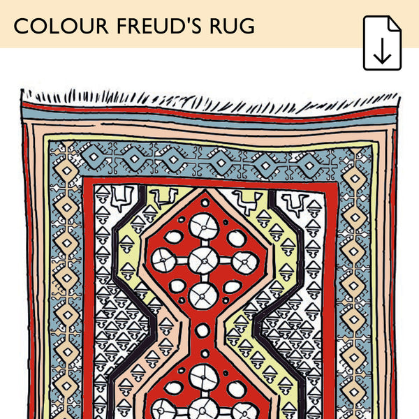 Colour Freud's Rug