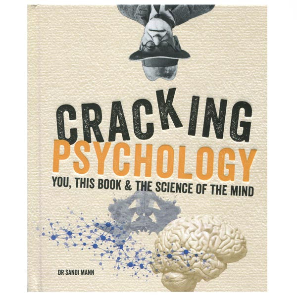 Cracking Psychology - Sandi Mann