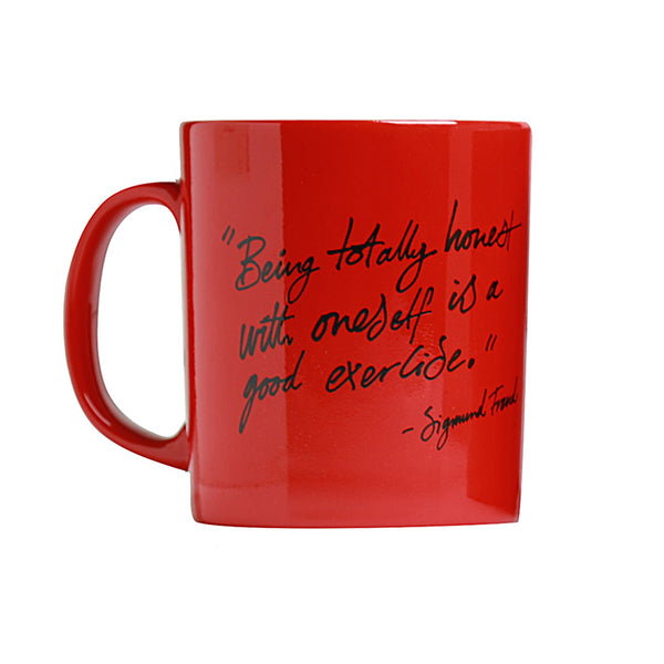 Freud Quote Mug