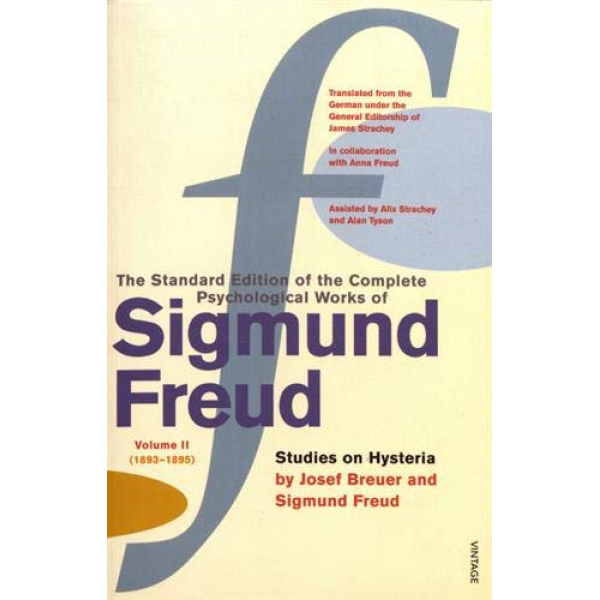 Vol.2 of the Complete Psychological Works of Sigmund Freud