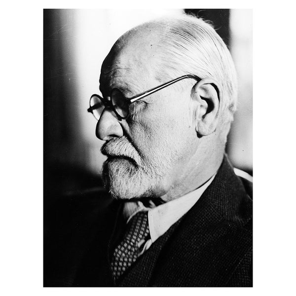 Sigmund Freud in 1935 (print)