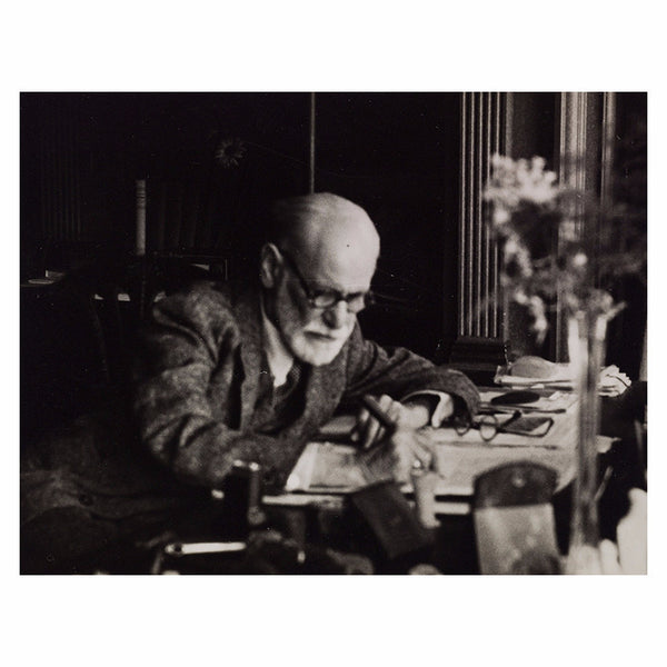 Freud Writing (print)