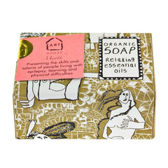 Peter's Organic Soap with Essential Oils