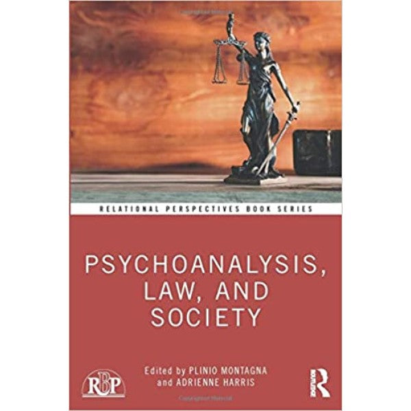 Psychoanalysis, Law, and Society - ed. Plinio Montagna