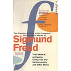 Sigmund Freud The Standard Edition Vol.21