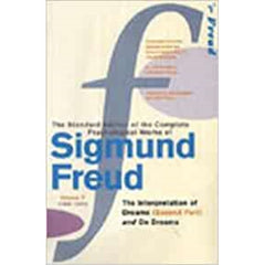 Sigmund Freud The Standard Edition Vol.5